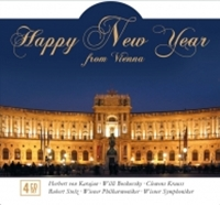 CD - Happy New Year from Vienna