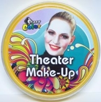 Theater Make-up gelb 21 g