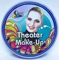 Theater Make-up blau 21 g